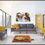 Modern salon dekorasyonu nasıl yapılır