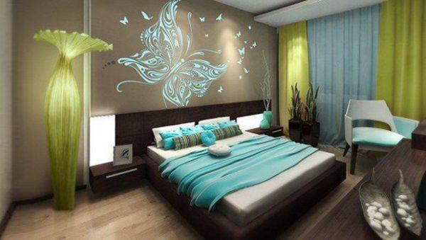 Yatak Odası Rengi Neye Göre Seçilmeli