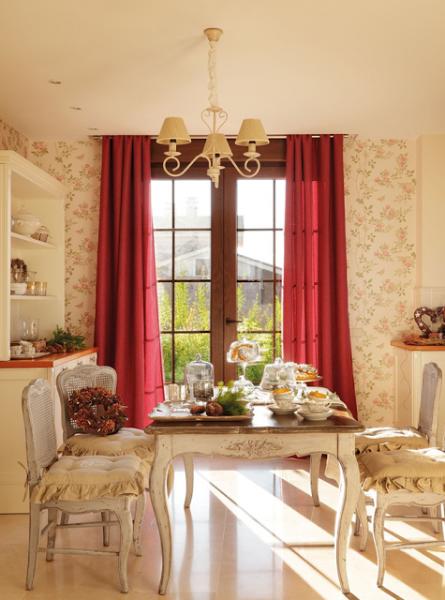 Yeni Romantik Mutfak Modelleri