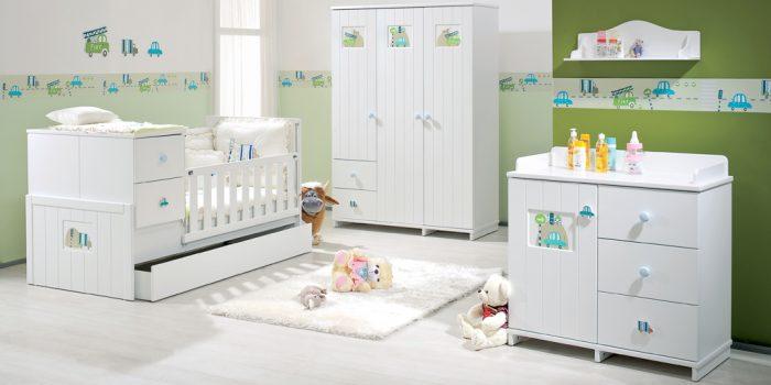 Bebek Odasına Mobilya Seçmenin Püf Noktaları