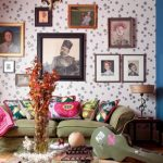 Bohem tarz salon dekorasyonu yapmanın incelikleri