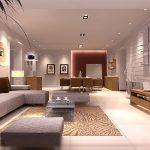 Modern Büyük Salon Dekorasyonu Nasıl Yapılır