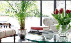 Salonda çiçek dekorasyonu fikirleri ve örnekleri