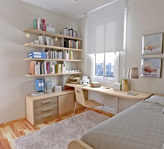 Yeni Çalışma Odası Mobilyaları