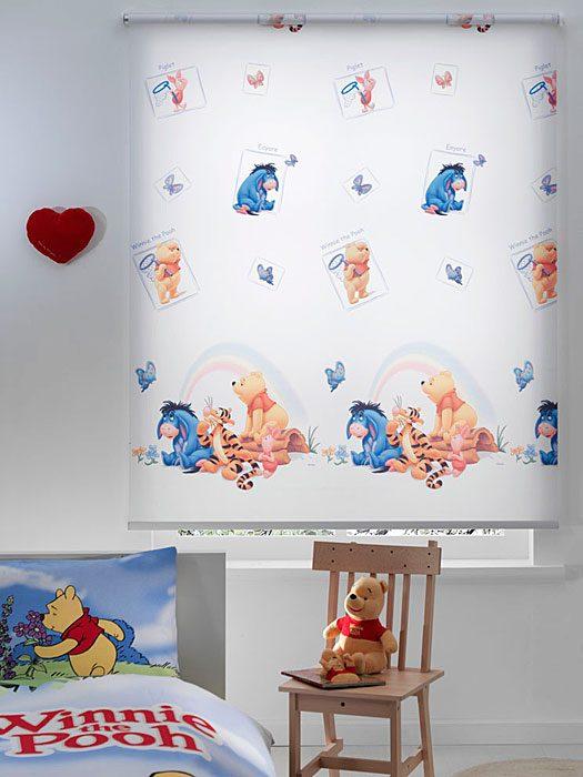 Çocuk Odası Stor Perde Modeli