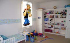 Çocuk Odası Stor Perde Modelleri