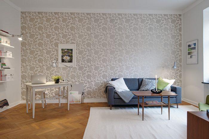 Bauhaus duvar kağıdı dekorasyonu
