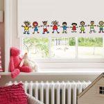 Bebek odası için perde seçimi