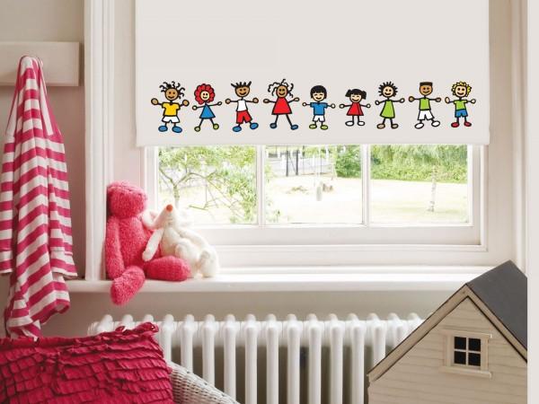 Bebek Odası İçin Perde Seçimi