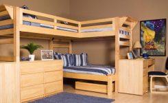 İki katlı çocuk ranza yatak modelleri
