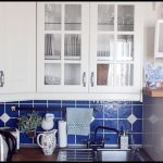 Mavi mutfak örnekleri