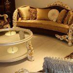 Klasik salon mobilyaları