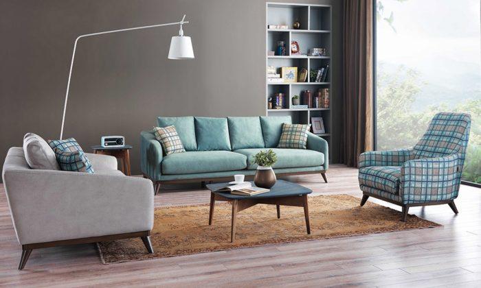 Sade salon mobilyaları