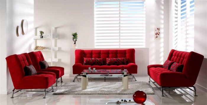 En popüler mobilyalar