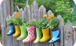 Bahçe Dekorasyon Fikirleri (Kendin Yap)
