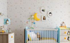 Bebek Odası İçin Duvar Süsleri