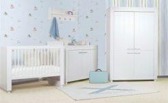 Erkek bebek odası duvar kağıtları