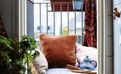Ufak Balkon Dekorasyonu Nasıl Olmalı?