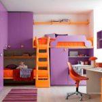 Sıradışı Çocuk Odası Ranza Modelleri