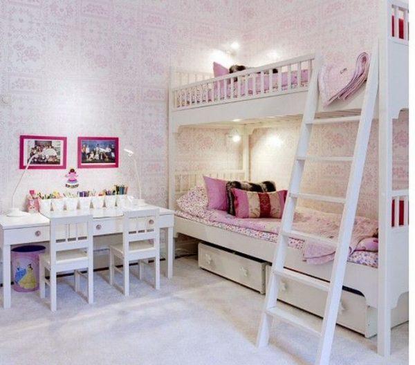 Yeni Çocuk Odası Ranza Modelleri