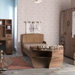 Ahşap çocuk odası mobilyaları