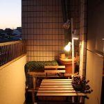 Güzel balkon dekorasyonları