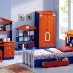 Küçük çocuk odası takımı