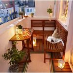 Modern balkon dizaynı