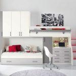 Modern çocuk odası mobilyaları