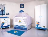 En güzel bebek odası mobilya modelleri