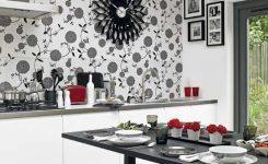 Mutfak Duvar Kağıdı Modelleri