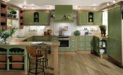 Mutfak dolapları modelleri ve renkleri