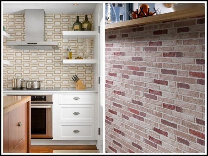 Mutfak için duvar kağıdı