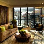 Boydan camlı oturma odası dizaynı nasıl olmalı