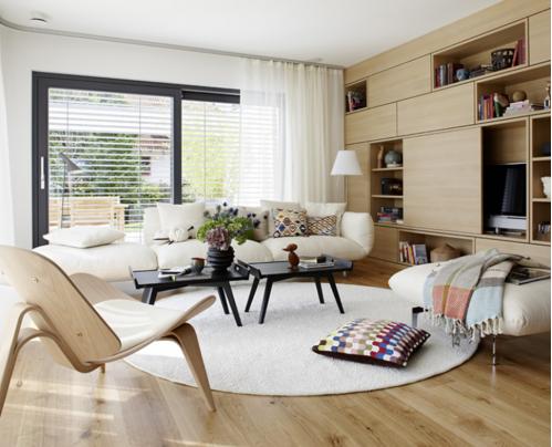 Modern Oturma Odası Nasıl Dizayn Edilir