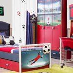 Çilek çocuk odası football model