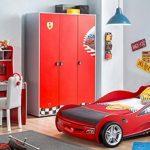 Çilek mobilya çocuk odası araba takımı racecup