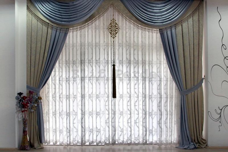 Tüllü Salon Perdeleri Nasıl Olmalı