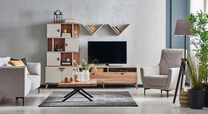 Farklı tv ünitesi tasarımları