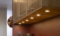 Mutfak tavan ve dolap led aydınlatma modelleri