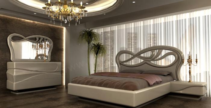 farklı yatak başlığı modelleri