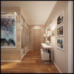Koridor dekorasyonu örnekleri