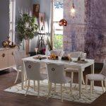 Bellona grande yemek odası takımı