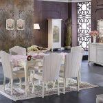 Bellona lisbon yemek odası takımı modeli