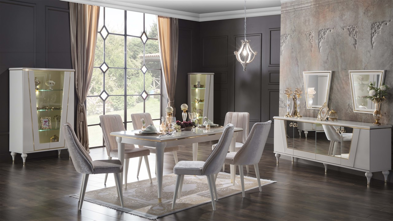 Bellona vitella yemek odası takımı modelleri