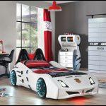 Arabalı çocuk odası tasarımı