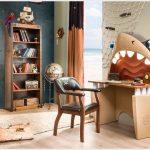 Dekoratif çocuk odası mobilyaları