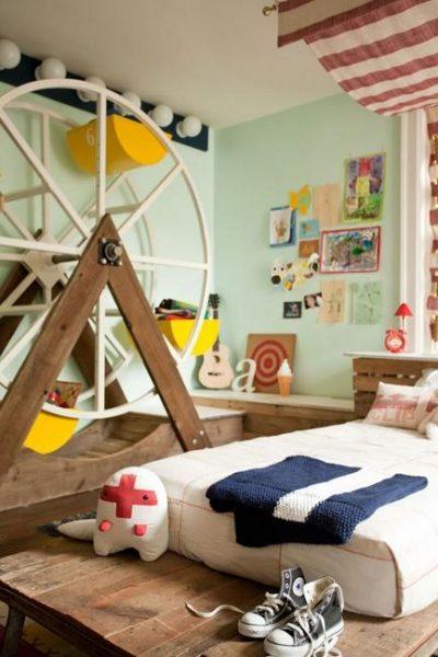 Modern çocuk odası önerileri