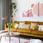 Modern salon renk kombinasyonları