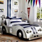 Yeni arabalı çocuk odası modelleri